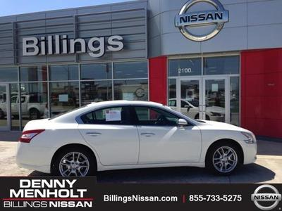 2011 Nissan Maxima SV Sedan for sale in Billings for $25,900 with 7,038 miles.