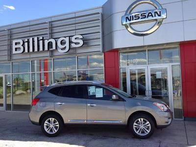 2012 Nissan Rogue SV SUV for sale in Billings for $19,900 with 38,620 miles.