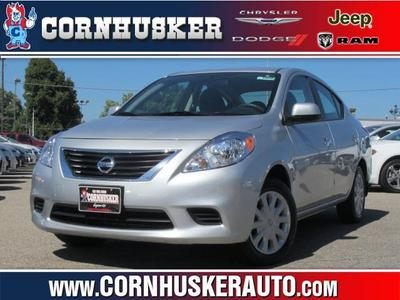 2012 Nissan Versa Sedan for sale in Norfolk for $14,150 with 27,983 miles.