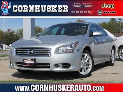 2012 Nissan Maxima Sedan for sale in Norfolk for $28,250 with 19,586 miles.
