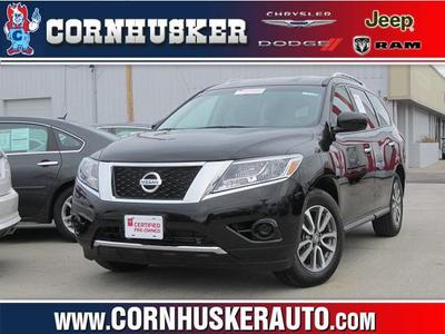 2013 Nissan Pathfinder SUV for sale in Norfolk for $27,400 with 13,075 miles.