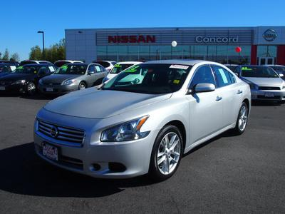 2012 Nissan Maxima S Sedan for sale in Concord for $22,995 with 32,960 miles.