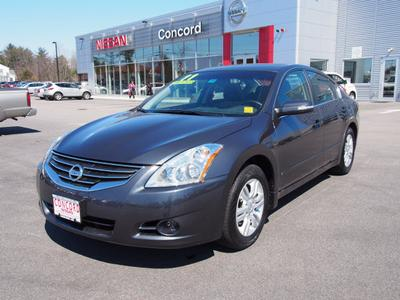 2011 Nissan Altima 2.5 S Sedan for sale in Concord for $17,995 with 16,057 miles.