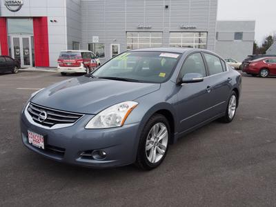 2011 Nissan Altima 3.5 SR Sedan for sale in Concord for $18,995 with 45,286 miles.