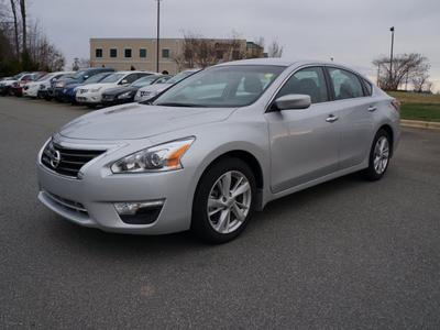 Used 2013 Nissan Altima - Burlington NC