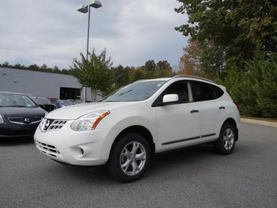 Used 2011 Nissan Rogue - Burlington NC