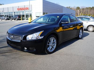 Used 2011 Nissan Maxima - Burlington NC
