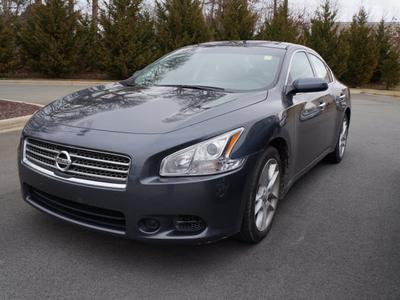 Used 2010 Nissan Maxima - Burlington NC