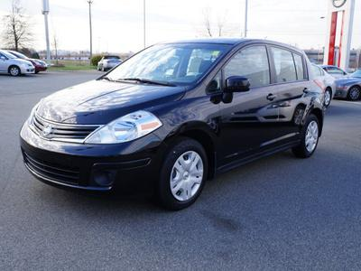 2011 Nissan Versa 1.8 S Hatchback for sale in Burlington for $13,933 with 21,107 miles.