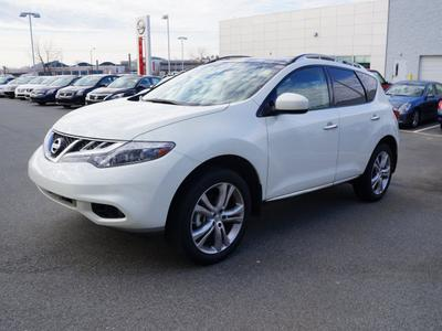Used 2011 Nissan Murano - Burlington NC
