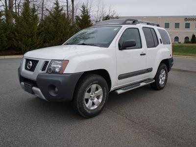 Used 2011 Nissan Xterra - Burlington NC