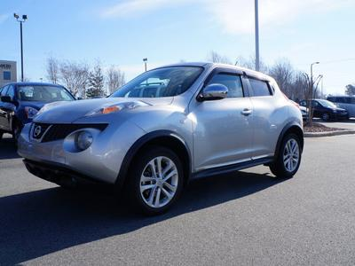 Used 2011 Nissan Juke - Burlington NC