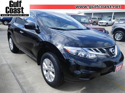 2011 Nissan Murano S SUV for sale in Angleton for $24,791 with 27,461 miles.
