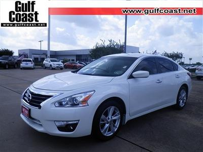 2013 Nissan Altima 2.5 SV Sedan for sale in Angleton for $17,994 with 26,303 miles.