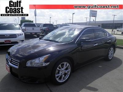 2013 Nissan Maxima S Sedan for sale in Angleton for $21,994 with 16,433 miles.