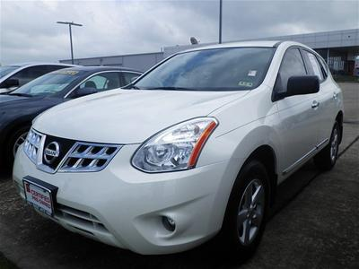 2012 Nissan Rogue S SUV for sale in Angleton for $19,992 with 10,267 miles.