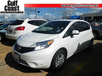 2014 Nissan Versa Note S Plus Hatchback for sale in Angleton for $13,594 with 1,849 miles.