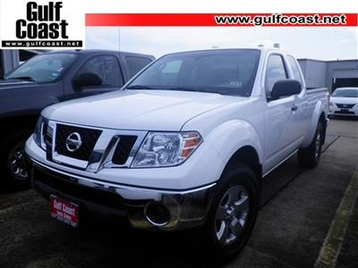 2011 Nissan Frontier SV Extended Cab Pickup for sale in Angleton for $20,992 with 30,277 miles.