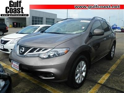 2012 Nissan Murano S SUV for sale in Angleton for $24,591 with 42,434 miles.