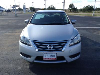 2013 Nissan Sentra SV Sedan for sale in San Angelo for $14,988 with 34,502 miles.