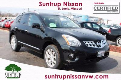 2011 Nissan Rogue SV SUV for sale in Saint Louis for $21,991 with 39,216 miles.