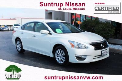 2013 Nissan Altima 2.5 S Sedan for sale in Saint Louis for $19,691 with 27,859 miles.