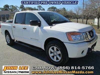 Used 2012 Nissan Titan - Panama City FL