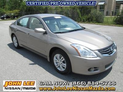 2011 Nissan Altima 2.5 S Sedan for sale in Panama City for $15,955 with 23,852 miles.