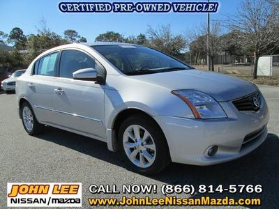 Used 2012 Nissan Sentra - Panama City FL
