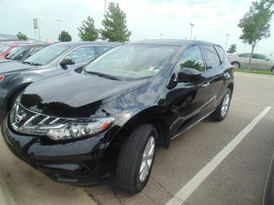 2013 Nissan Murano S SUV for sale in Norman for $20,881 with 30,403 miles.