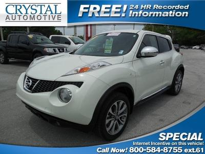 2011 Nissan Juke SUV for sale in Homosassa for $16,996 with 47,365 miles.