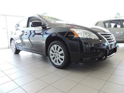 2014 Nissan Sentra SV Sedan for sale in Venice for $18,995 with 434 miles.