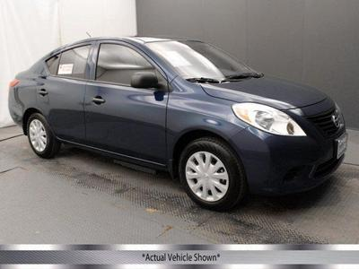 2014 Nissan Versa 1.6 S Sedan for sale in Weatherford for $12,991 with 7,765 miles.