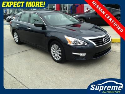2014 Nissan Altima Sedan for sale in Slidell for $19,933 with 4,319 miles.