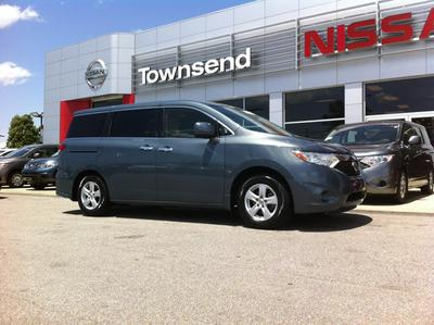 2013 Nissan Quest SV Minivan for sale in Tuscaloosa for $21,179 with 27,756 miles.
