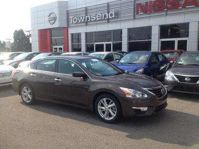 2013 Nissan Altima 2.5 SV Sedan for sale in Tuscaloosa for $17,995 with 33,149 miles.