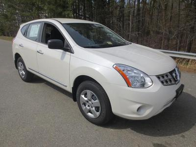 2013 Nissan Rogue S SUV for sale in Chester for $18,998 with 3,299 miles.