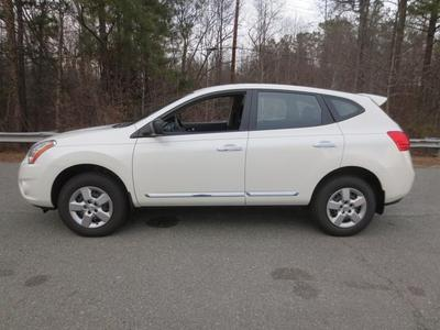 2013 Nissan Rogue S SUV for sale in Chester for $17,500 with 6,997 miles.