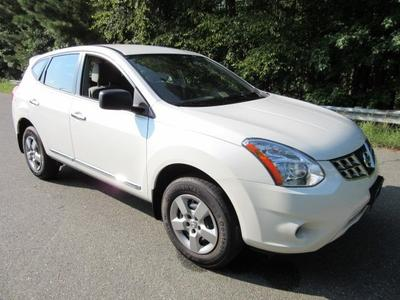 2013 Nissan Rogue S SUV for sale in Chester for $18,465 with 5,269 miles.