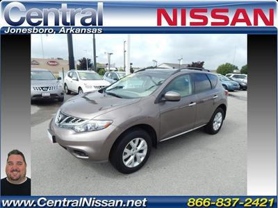 2011 Nissan Murano SUV for sale in Jonesboro for $27,990 with 46,807 miles.