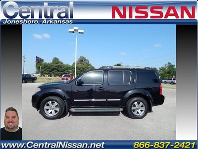 2008 Nissan Pathfinder SUV for sale in Jonesboro for $18,990 with 68,715 miles.