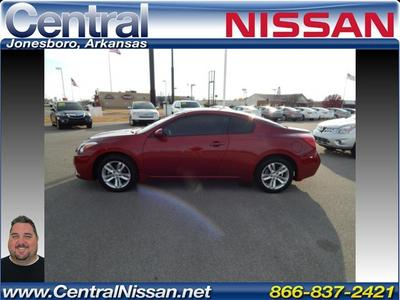 2013 Nissan Altima 2.5 S Coupe for sale in Jonesboro for $18,990 with 24,100 miles.