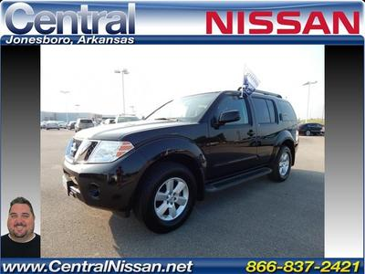 2012 Nissan Pathfinder SUV for sale in Jonesboro for $22,990 with 65,174 miles.