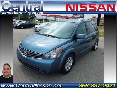 2009 Nissan Quest Minivan for sale in Jonesboro for $15,990 with 65,506 miles.