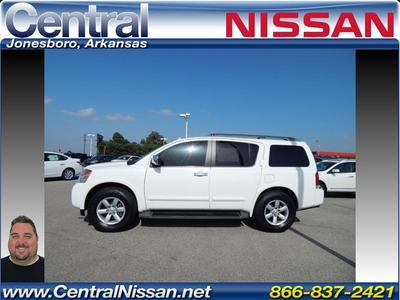 2011 Nissan Armada SUV for sale in Jonesboro for $29,990 with 56,061 miles.