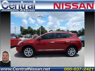 2012 Nissan Rogue SUV for sale in Jonesboro for $24,990 with 23,279 miles.