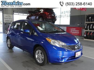 2014 Nissan Versa Note S Plus Hatchback for sale in Wilsonville for $14,298 with 3,402 miles.