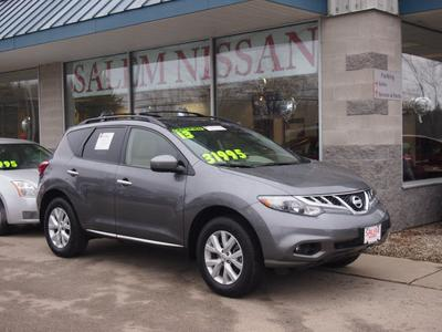 2013 Nissan Murano SL SUV for sale in Salem for $31,995 with 8,682 miles.