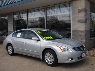 2010 Nissan Altima 2.5 Sedan for sale in Salem for $15,995 with 28,560 miles.