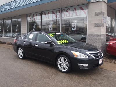 2013 Nissan Altima 3.5 SL Sedan for sale in Salem for $25,995 with 26,323 miles.